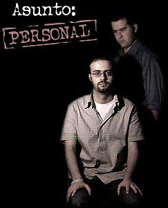 'Asunto Personal', el cortometraje