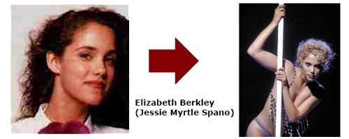 Elizabeth Berkley - Jessie Myrtle Spano