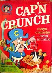 Cereales Cap'n Crunch