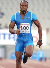 Asafa Powell - El ser humano más rápido