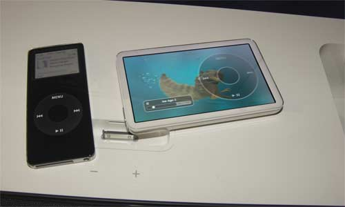 iPod video – Nuevo fake