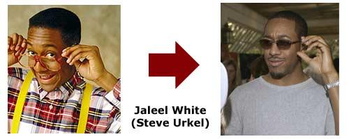 Jaleel White - Steve Urkel