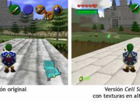 Zelda: Ocarina Of Time en Cel Shading