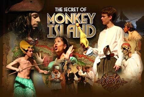 Monkey Island en el teatro