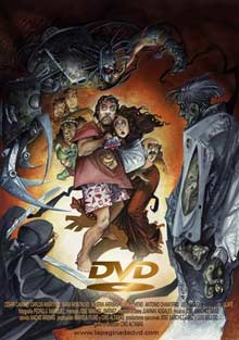 'DVD', el cortometraje