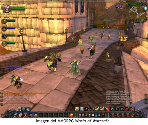 World Of Warcraft Mmorpg Juegos Taringa