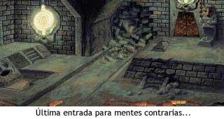 Atlantis - Entrada