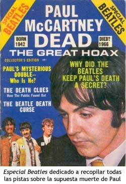 Paul McCartney Hoax Magazine