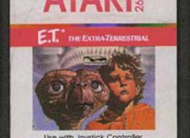 El videojuego de E.T.