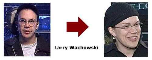 Larry Wachowski