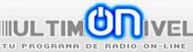 ultimONivel, videojuegos en la radio… online