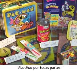 Pac-Man - Merchandising