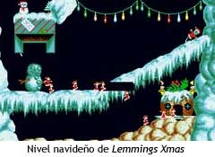 Lemmings Xmas