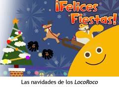 LocoRoco Christmas