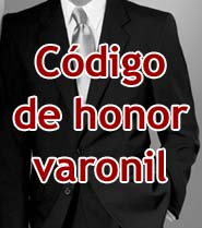 Código de honor varonil