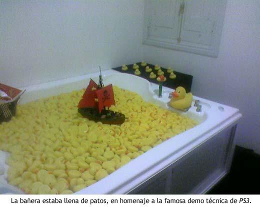D nde fueron a parar los 28000 patitos hu rfanos - Patitos de goma para el bano ...