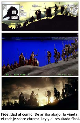 Making off de 300
