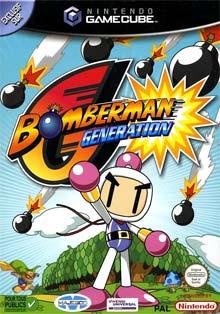 Carátula de Bomberman Generation