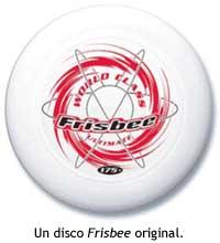 Un Frisbee original