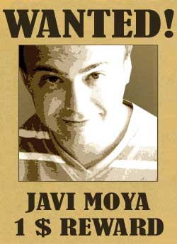 Wanted - Javi Moya