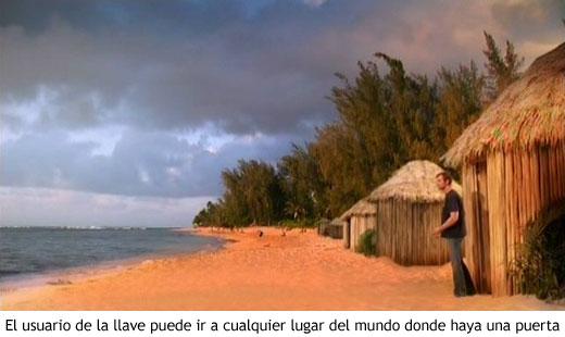 La Habitación Perdida - Puerta a la playa