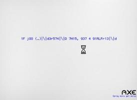 AXE hace publicidad geek