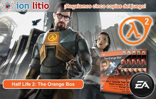 Concurso Half-Life 2: The Orange Box