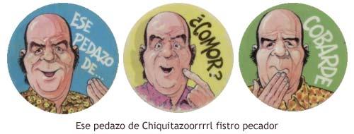 Tazos - Chiquitazos