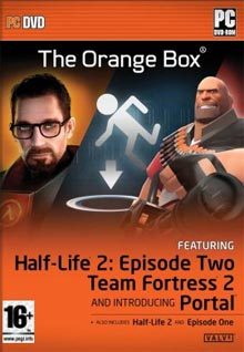 Carátula de The Orange Box