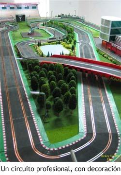 Scalextric - Circuito