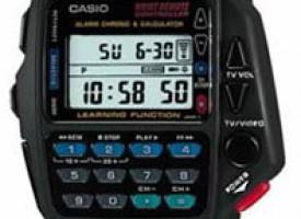 Los relojes con mando a distancia