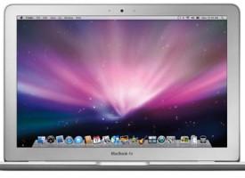 MacBook Air: el portátil más fino del mundo