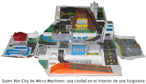 Micro Machines - Super Van City