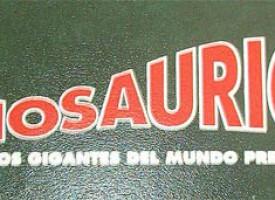 'Dinosaurios', la enciclopedia coleccionable