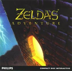 Zelda CD-i - Zeldas Adventure
