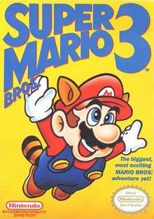 Super Mario Bros. 3 - Carátula