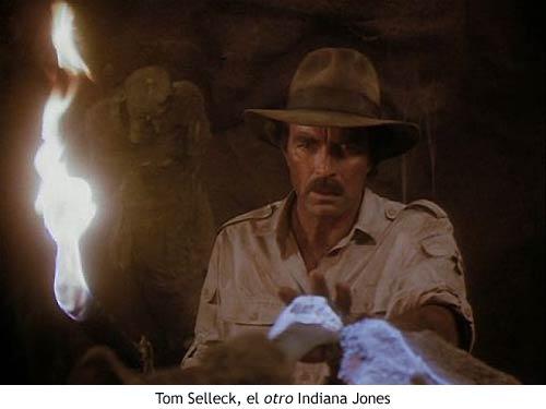 Tom Selleck, el otro Indiana Jones