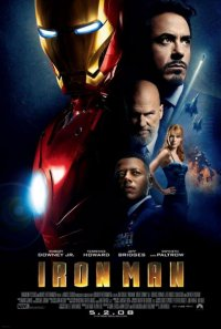 Iron Man - Póster