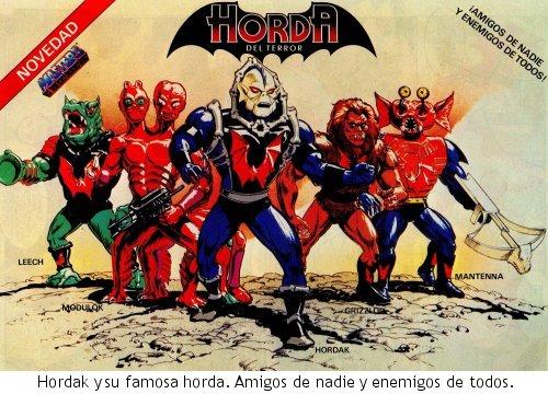 He-Man: La horda de Hordak