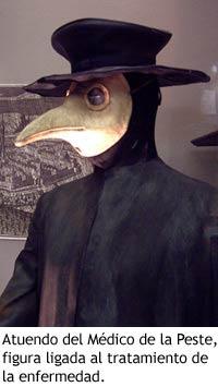 Peste Negra - El médico de la peste
