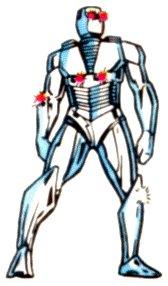Rom - Rom, el Caballero del Espacio