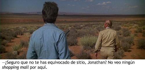 Clint Eastwood en Licencia para matar - La sanción de Miles