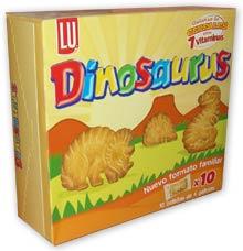 Dinosaurus - Caja