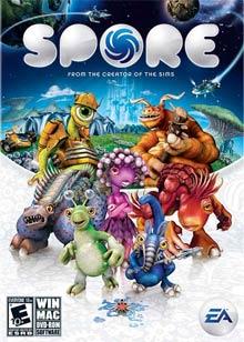 Spore - Caratula