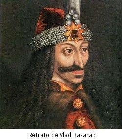 Vampiros en la Historia - Vlad Basarab