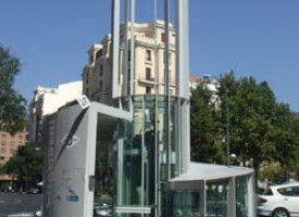 Una visita a la estación fantasma del Metro de Madrid