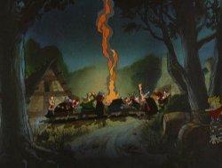 Las doce pruebas - El banquete