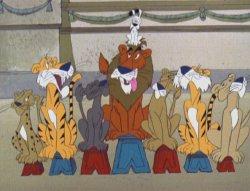 Las doce pruebas - El circo
