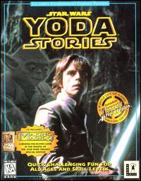 Yoda Stories - Carátula del juego