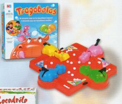 Catálogo de juguetes - Tragabolas